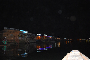Houseboats-The floating Houses of Kashmir