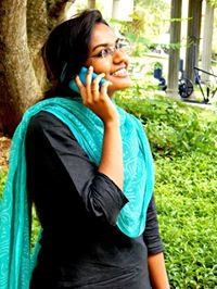 Gayathri A Raj Travel Blogger