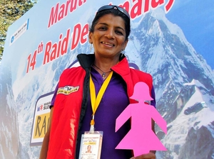 This Woman Not Only BEAT Breast Cancer But Drove Solo Across 30,000 Kms To Spread Awareness