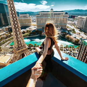 The #FollowMeTo Couple's Honeymoon Photos Will Restore Your Faith In Fairytale Romance