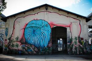 Berlin's Street Art : Where The Walls Speak