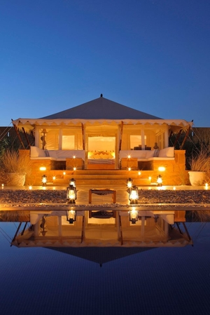 Glamp Out: Luxury Camp Retreats In India