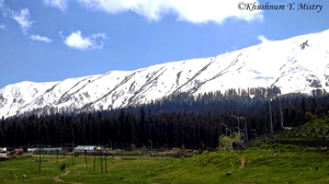 Gulmarg- Switzerland of India