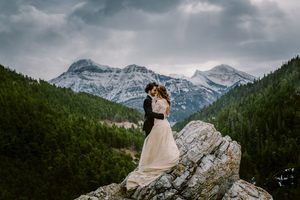Stunning Destination Wedding Photos Guaranteed To Give You A Serious Case of Wanderlust
