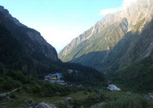 Hemkund Sahib – In the lap of the mountains