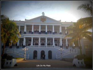 The Taj Falaknuma Palace in Hyderabad – Meant to Take Your Breath Away