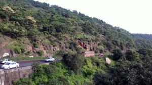 Embracing solitude at Raireshwar Fort