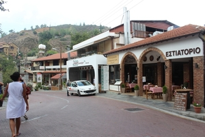 Quaint villages of Troodos Mountains