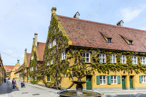 This Picturesque Village Hasn't Had It's Rent Raised Since 1520!