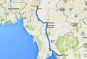 Buckle Up For The Ultimate Roadtrip: India-Thailand Highway is Now Operational