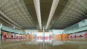 This New Eco Friendly Airport Will Make You Very Proud To Be An Indian.
