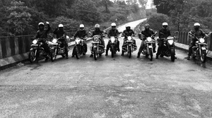 Monsoon Ride 2015 - Varshada Sparsha (extreme curves)