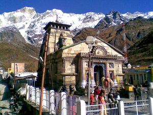 Badrinath trip with family