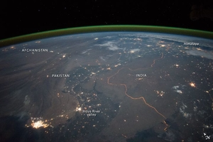 NASA Reveals That India-Pakistan Is So Heavily Guarded, It Can Be Seen From Space