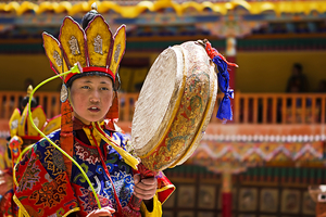 Why You Should Be A Part Of Hemis Festival At Leh