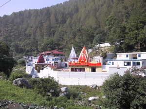 Kainchi Dham! The Mark Zuckerberg Temple! Wait Whaaat??