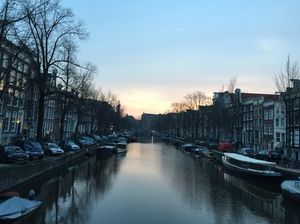 Amsterdam: the Hidden side of the city
