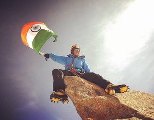 Young Mountaineers Conquer Virgin Peak in Spiti and Name It Mt. Kalam