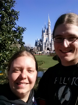 Disney World is for adults too!