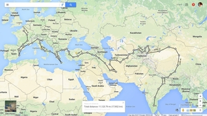111-Days. 11 Countries. 1 Indian Family. An Incredible Road Trip From Bangalore to Paris.