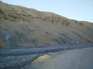 80 kms Night Ride from Pang to Sarchu