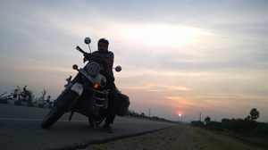 Bullet Points II (Mumbai to Mizoram) - Exploring the beautiful Andhra Pradhesh