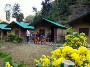 Visit to Camp Taapu Sera, Dehradun!