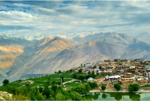 Kanyakumari to Kashmir – The Beautiful Spiti Valley