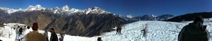 Auli Snow Skiing - An Adventure Sport Destination