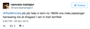 Woman Passenger in Distress Got Immediate Help After Her Tweet To Railway Minister