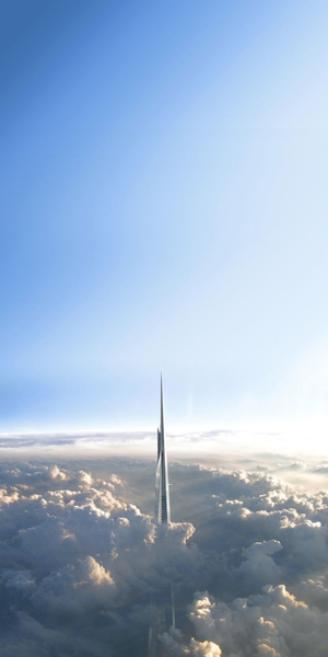 This Tower in Saudi Arabia is Set to Become the World's Tallest Building. Get Over Burj Khalifa NOW!