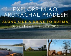 Miao, Arunachal Pradesh en route to Burma