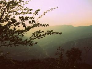 A December Day in Gangtok