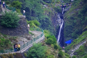 An affair with the hills of Mcleodganj