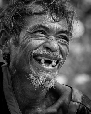 The Face Speaks It All! Duc Sa Hoang
