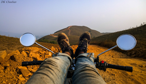 One Bike, Two Boys, 300 Days, 30,000 Km and a Soulful Journey Across India