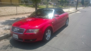 20,000 kilometers driving across the US – 1: California and my red broken convertible