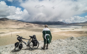 This Photographer Cycled From Germany To Pakistan And His Journey Would Be Every Traveller's Dream
