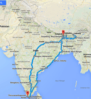 Let These Engineers Tell You How To Take An Epic Road Trip Across India In Just 19 Days