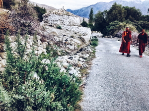 How to Heal Yourself:  5 Revelations on the Road to Ladakh