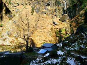A Small Paradise: Jogini Waterfalls