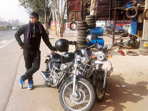 A Weekend Destination for Avid Bikers