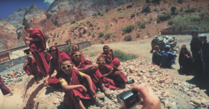 These People Are Travelling To The Remote Villages Of Ladakh To Give A Gift You'd Never Expect