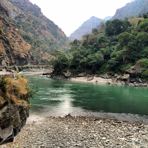 Kasol: In the lap of nature
