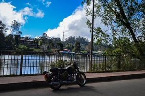A Road Much Travelled, But I Coloured It --> KodaiKanal / Coonoor