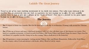 Escape to Ladakh