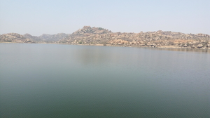Hampi- The other side of the river