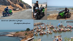 Beach & Weekend Destinations from Mumbai & Pune