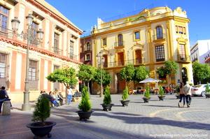 Soaking in Seville in 3 days