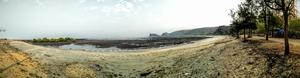 Overnight Beach camping near Kashid